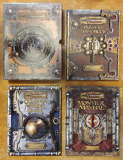 Dungeons & Dragons 3.5 Near Mint Core Rulebook Slipcased Set (2003, 1st print)
