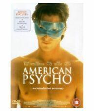 American Psycho Movie DVD (2000)