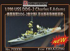 Big Blue Boy 70008 1/700 USS Charles F. Adams DDG-2 Etching Parts for Dragon