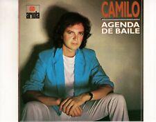 CD CAMILOagenda de baile1986 EX- JAPAN/USA  (B4420)