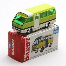 TOMY 009 tomica DANDY NO. 9 ISUZU LOWDECKER BUS Made in Japan