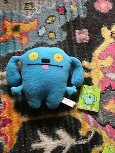 "Little Uglys Uglydolls - Tutulu  8"" Plush Stuffed plush  Blue"