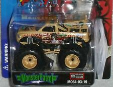 MUSCLE MACHINES Monster Patrol Bride of Frankenstein Dodge Ram #M064-03-19 Truck