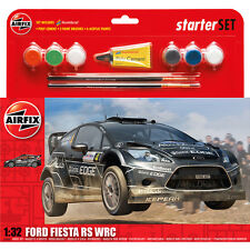 Airfix Ford Fiesta RS WRC Starter Set (Scale 1:32)