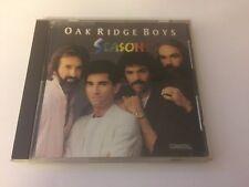 OAK RIDGE BOYS - SEASONS - 1986 CD