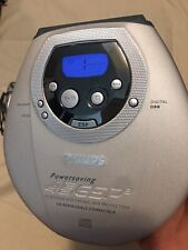 Philipps  Portable CD Player With Carrying Case