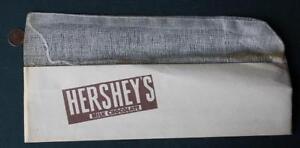 1960-70s Era Pennsylvania Hershey Milk Chocolate employee mesh & paper hat-RARE!