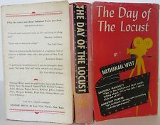 NATHANAEL WEST The Day of the Locust FIRST EDITION