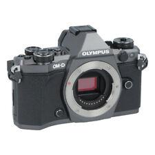 Olympus OM-D E-M5 Mark II Titan Limited Edition B-Ware, ovp, top ! * LB33