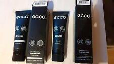 ECCO Schuh Creme/ Lederpflege~ Transparent+Schwarz~ auch für GORE-TEX Schuhe