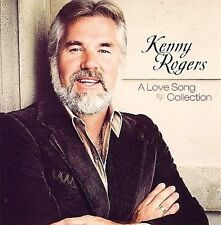 A Love Song Collection by Kenny Rogers (CD, Jan-2008, Capitol)