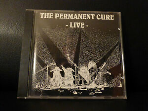 The Permanent Cure Live CD