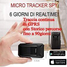Localizzatore Magnetico Impermeabile GPS C1 con Storico APP gratis  GPRS TRACKER