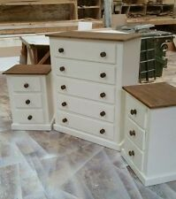 Bedroom Handmade Country Chests of Drawers