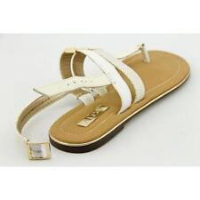 Sandalias y chanclas de mujer planos Aldo color principal blanco