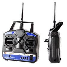 2.4G FS-T4B 4CH Radio Model RC Transmitter  Receiver Heli/Airplane Cool New