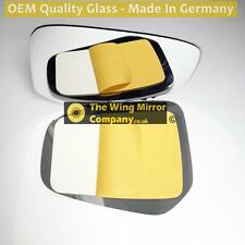 TOYOTA AVENSIS 2010->ON RIGHT HAND SIDE DOOR MIRROR GLASS  ASPHERIC