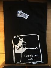 Size 5XL, Talk To The Hoof T-Shirt By Mad Tees & Tops