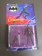 Catwoman Whipping Arm Action 1991 BATMAN RETURNS Kenner MOC