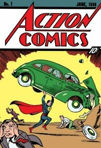 Action Comics The Complete Collection Volume 1 Superman Digital Comic 1938-2011