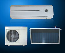 Solar Thermal Hybrid DC INVERTER Air Conditioner Heat Pump - 18000 BTU