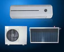 Solar Thermal Hybrid Dc Inverter Air Conditioner Heat Pump - 18000 Btu