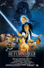 "Star Wars - Return of the Jedi (11"" x 17"") Movie Collector's Poster Print -B2G1F"