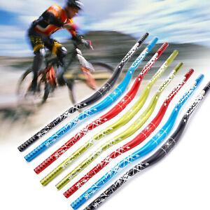 Cycling MTB Mountain Bike Bicycle Extra Long Handlebar 31.8mm Riser Bar Replace