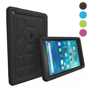 Poetic For Amazon Fire HD 8 (2016)Tablet Case,Soft Silicone Protective Cover