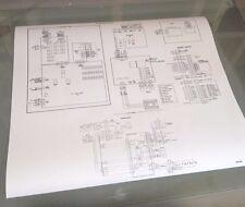 ROBOTRON Arcade Cabinet Back Door Interboard Power Wiring Diagram 3005-200 NEW
