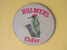Bulmers Cider Virgo The Stars and You Zodiac 1960s BEER MAT COASTER BREWERIANA