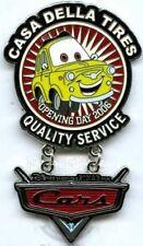 Disney Pin: WOD NYC - Disney/Pixar's Cars - Opening Day - Luigi (LE 1000)