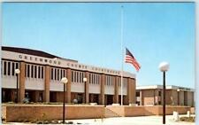 GREENWOOD, South Carolina SC    COUNTY COURT HOUSE  Municipal Building  Postcard
