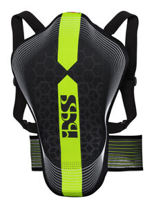 IXS RS-10 Motorcycle Back Protector Carapace With Kidney Belt Spine Protection
