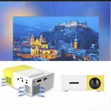 Mini YG300 HD 1080P Home Theater Cinema USB HDMI AV SD Portable HD LED Projector