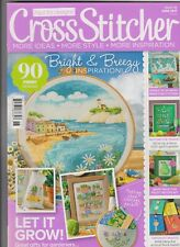 Britain Cross Stitcher - Issue No 318 - 2017 - Free Kit Included