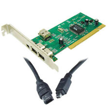 Firewire DV IEEE1394 Card Cable Editing KIT for Canon