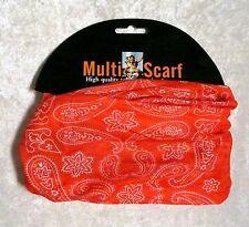 Multi Colors Tube Scarf Bandana Head Face Mask Neck Gaiter Snood Headwear Hot!