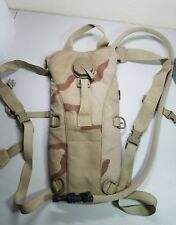 Desert Camo Military Camelback Hydration Pack