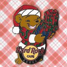 Hard Rock Cafe Aruba – 2008 – ☆ Christmas Bear Series ☆ – Bear & Gifts (#47122)