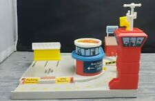 Micro Machines Highways Byways Airport Plaza Terminal Play Set 1991 Galoob