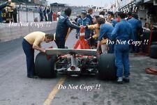 Niki Lauda Ferrari 312 B3 British Grand Prix 1974 Photograph 6