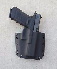 OWB Black Kydex Holster Glock 17/22/31