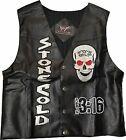 Внешний вид - Stone Cold Steve Austin 3:16 Smoking Skull Vest WWF WWE New