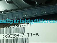 5pcs 10pcs 2SC3357-RE New Genuine SOT-89 Transistor