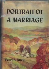 Portrait of a Marriage by Pearl S Buck 1945 Hardcover Peoples Book Club Edition