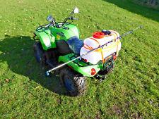 NEW ATV QUAD CROP SPRAYER KIT 50LTR TANK, 1.2/1.8M BOOM, HAND LANCE *FREE P & P*