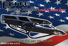 300 FAT TIRE KIT SUZUKI 99-07 1000 HAYABUSA GSXR WIDE PHAT SWINGARM R1 CBR ZX14