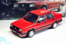 1/43 Volkswagen Jetta classic Diecast model Red NEW