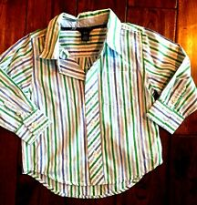 Toddler Boy Button Down Shirt Size 2/2t Baby Gap Nwot